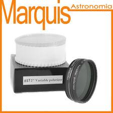 """Filtro polarizzatore Tecnosky da 2"""" TKpol2 foto Astronomia Marquis telescopio"""
