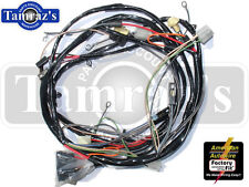 1968 Chevy V8 w/ Gauges Front Light Wiring Harness ALTDI