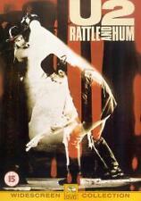 Bono Edge U2: RATTLE AND HUM  Classic Joshua Tree Tour Concert Movie Film UK DVD