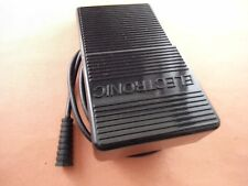 Pneumatic Air Foot Control Pedal with Cord Singer Sewing Machine #988667-001