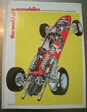 The World of Automobiles Volume 7 Illustrated Encyclopedia Motor Car 1974 Gre