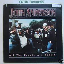 JOHN ANDERSON - The People Are All Talkin' - Ex Con LP