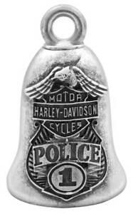 Harley-Davidson Bar & Shield Eagle Police Ride Bell HRB063