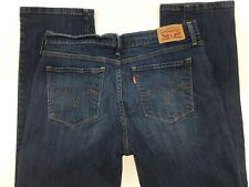 Levis 505 straight leg jeans Sz 29