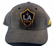 Los Angeles Galaxy MLS Adidas Snapback Hat Brand New