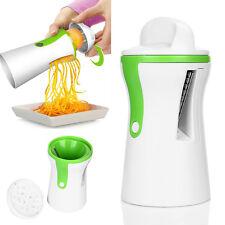 Spiral Slicer Spiralizer Vegetable Cutter Zucchini Pasta Noodle Spaghetti Maker