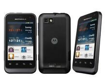 Motorola Defy Mini Teléfono inteligente Desbloqueado Bluetooth y Wi Fi Negro Pizarra calificado