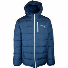 NFL New England Patriots PUFFER Winter Jacke navy
