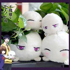 Mononokean Cosplay Fukigen Na Ashiya Hanae Mojya Moja Youkai Plush Stuffed Dolls