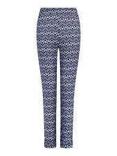 Bright & Beautiful Paris Geometric Aztec Trousers