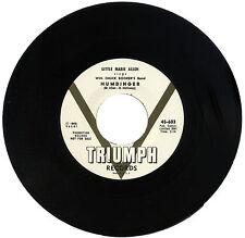"""Little Marie Allen con Chuck Booker's Band """"Humdinger"""" R&B"""