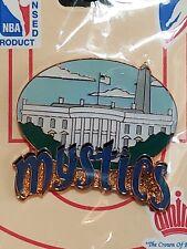 Wnba Washington Mystics White house Pin