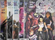 GEN 13 #0-#16 SET (NM-) CHRIS CLAREMONT, WILDSTORM COMICS