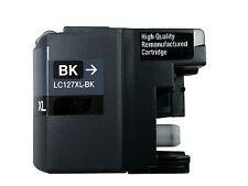 Tintenpatrone für Brother LC127XL black für MFC J4410DW 4710DW wiederbefüllt