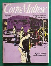 Corto Maltese Anno  8 n. 5 - Francois Bourgeon, Ongaro, Maramotti, Elektra FU03