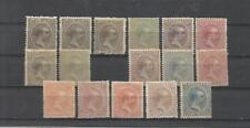 FILIPINAS Año: 1891/3. Tema: ALFONSO XIII.