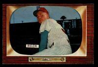 1955 Bowman Baseball #111 Steve Ridzik (Phillies) VGEX+