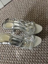 Beautiful Shoes And Clutch Set Party Wear