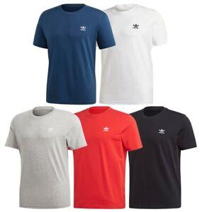 Men's Adidas Originals T-Shirt, Top Tee - Retro Vintage Branded Sportswear