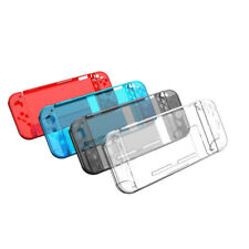Ultrathin Clear Slim Crystal Protective Dockable Case Cover For Nintendo Switch