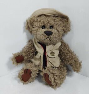 Pickford Bears Tanner the Bear of Health Brass Button Collectibles