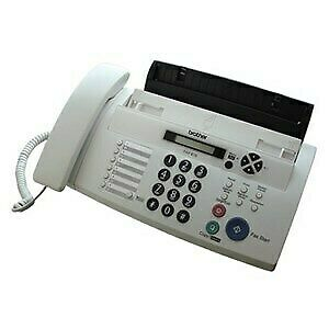 Brother FAX-878 BROTHER FAX-878 THRML TRNSFR FAX,UPTO 20PG MEMORY,10PG ADF,DUET&