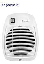 Stufetta elettrica Termoventilatore Caldobagno Delonghi HVA0220 elettrico bianco