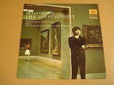 LP RCA VICTOR LSC-2977 / MOUSSORGSKY & BRITTEN / SEIJI OZAWA, CHIGACO SYMPHONY