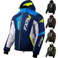 FXR Racing F20 Mission FX Mens Sled Winter Sport Snowmobile Jackets
