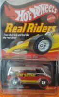 Hot Wheels Collectors.com - Real Riders - '70s Van -  MOC in Protecto