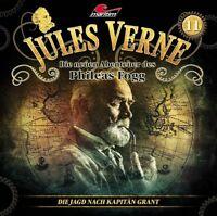 JULES VERNE - DIE NEUEN ABENTEUER DES PHILEAS FOGG: FOLGE 11, DIE JAGD.. CD NEU
