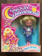 Hasbro Moon Dreamers Sparky Dreamer Starry Up Systems Manager Vintage