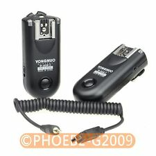Yongnuo RF-603 N3 Wireless Remote Flash Trigger for Nikon D7000 D5200 D90 D3100