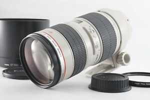 TOP MINT Canon EF 70-200mm f/2.8 L USM Full Frame AF Zoom Lens w/Hood Japan 2848