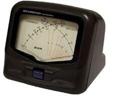 Diamond SX40C Compact VHF/UHF SWR Power Meter 144-470 MHz 300 Watts