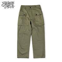 Bronson U.S. Marine Corps USMC HBT P-44 Pants OD7 Men's Military Cargo Trousers