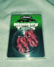 MATHEWS Vibration DAMPENERS- Monkey Tails - RED