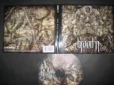Limited Edition Digipak CD Breed 77 – Evil Inside -- Nu Metal Slipknot Deftones
