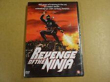 DVD / REVENGE OF THE NINJA