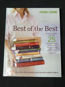 FOOD & WINE: BEST OF THE BEST RECIPES FROM 25 BEST COOKBOOKS VOL. 8