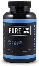 Pure for Men - The Original Vegan Cleanliness Fiber Supplement 120 60 capsule
