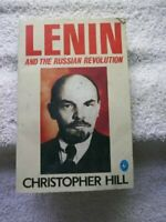 Lenin And the Russian Revolution (Penguin Hist... by Hill, Christopher Paperback
