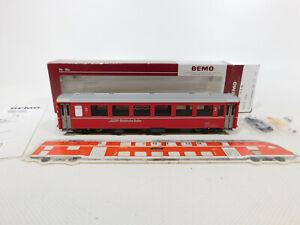 CK410-0,5# Bemo H0m/DC 3282 114 Personenwagen EW III B 2464 RhB, NEUW+OVP