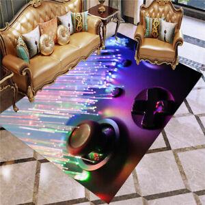 3D Playstation Game Custom Carpet Colorful Rug Doormat WC Bedroom Floor Mats