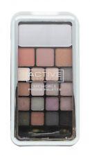 My Mobile Phone Palette Active Cosmetics 16 Eyeshadows 3 Blushers Handbag Size