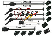 Traxxas E-Maxx 16.8v model 3905 CVD Shafts FCR _ Axle