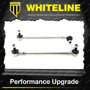Whiteline Front Sway Bar Link for Chrysler Voyager GS RG 4/6CYL 2/1997-3/2008