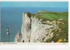 Beachy Head Eastbourne 1973 Postcard 574a
