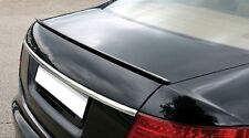VW Phaeton Sedan Euro Rear Trunk Boot Spoiler Lip Wing Sport Trim Lid R Line