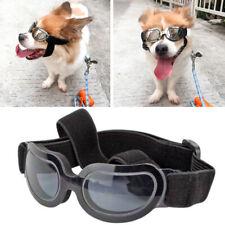 Pet Sunglasses Dog Goggles Anti-UV Sun Glasses Eye Wear Protection Adjustable